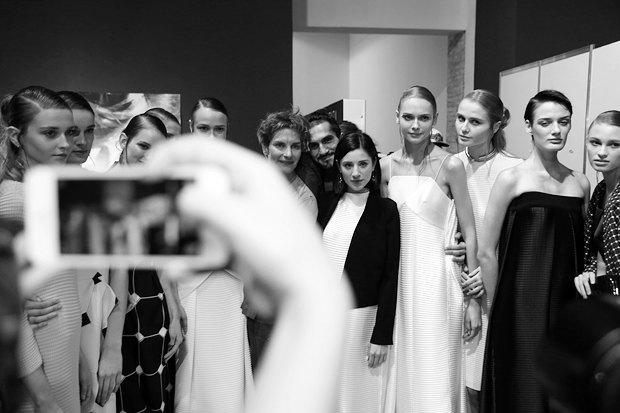 Что происходит  с украинской модой:  Коллекция Bevza SS 2014. Изображение № 1.