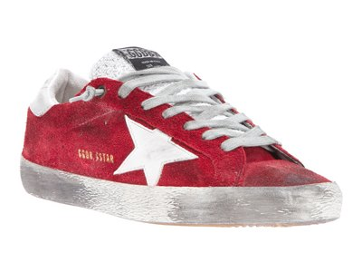 Golden Goose, €267.77, farfetch.com. Изображение № 13.