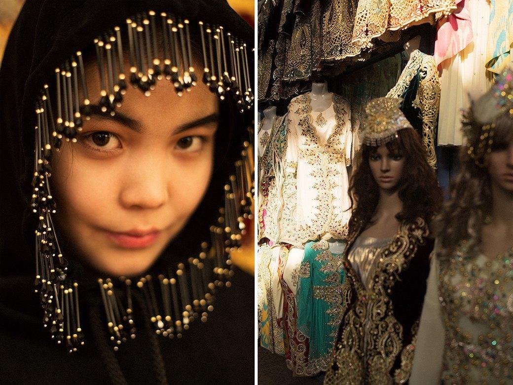 Жительницы Узбекистана в новом лукбуке J.Kim. Изображение № 8.