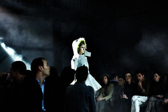 Изображение 13. Репортаж: Vika Gazinskaya FW 2011.. Изображение № 42.