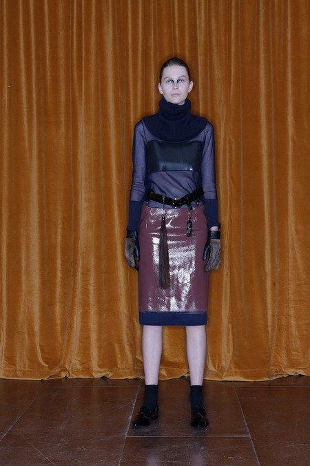 Toga рефлексирует на тему вестернов в новой женской коллекции. Изображение № 13.