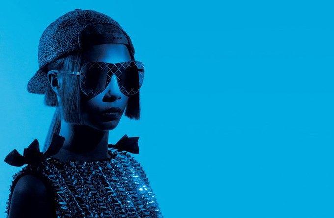 Кара Делевинь снялась  в новой кампании Chanel. Изображение № 1.