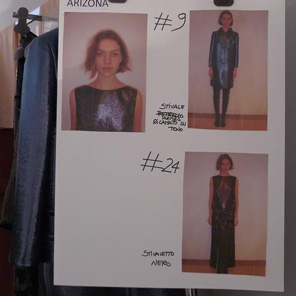 Изображение 46. Milan Fashion Week: бэкстейдж Alberta Ferretti.. Изображение № 43.