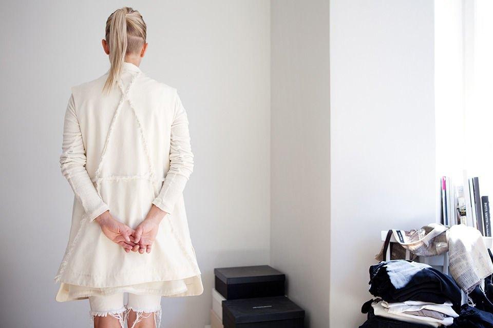 Анна Песонен, младший редактор моды финского журнала SSAW. Изображение № 16.