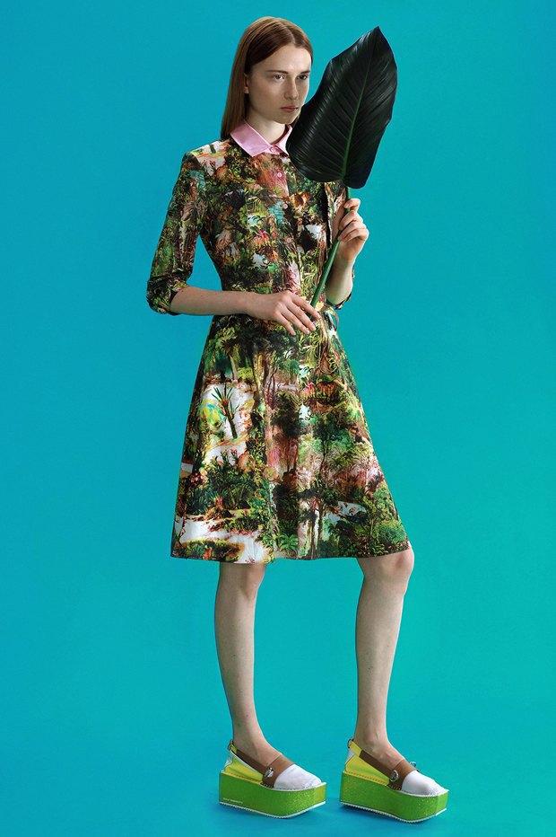Ревизия: Платья-рубашки . Изображение № 5.