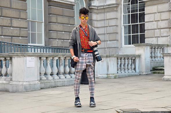 London Fashion Week: Уличный стиль, часть 3. Изображение № 21.