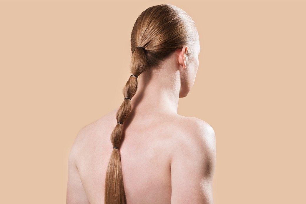 5 причесок под шапку для длинных волос. Изображение № 3.