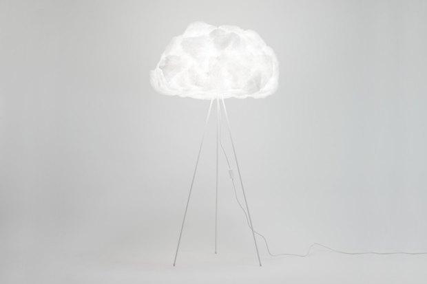 Лампы Richard Clarkson в виде облаков. Изображение № 2.