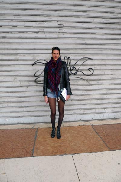 Изображение 16. Milan Fashion Week: день пятый – луки.. Изображение № 15.