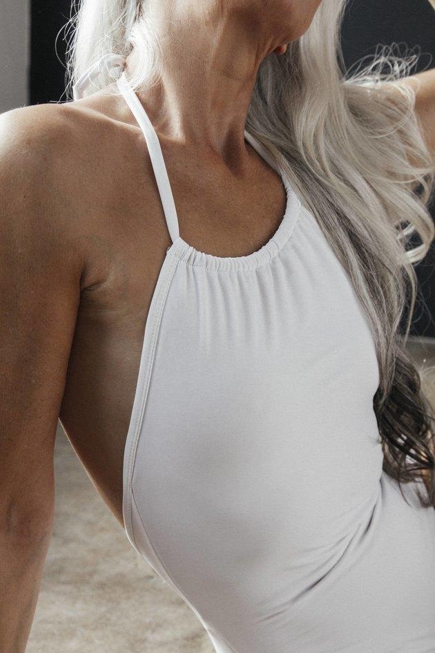 60-летняя модель Ясмина Росси снялась в рекламе купальников. Изображение № 6.