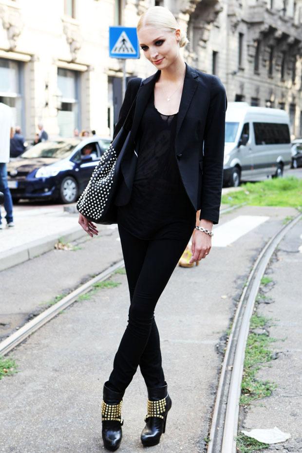 Streetstyle: Неделя моды в Милане. Изображение № 51.