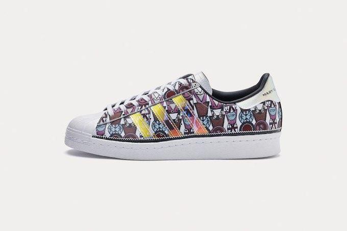 Вторая коллекция Мэри Катранзу для adidas Originals. Изображение № 27.
