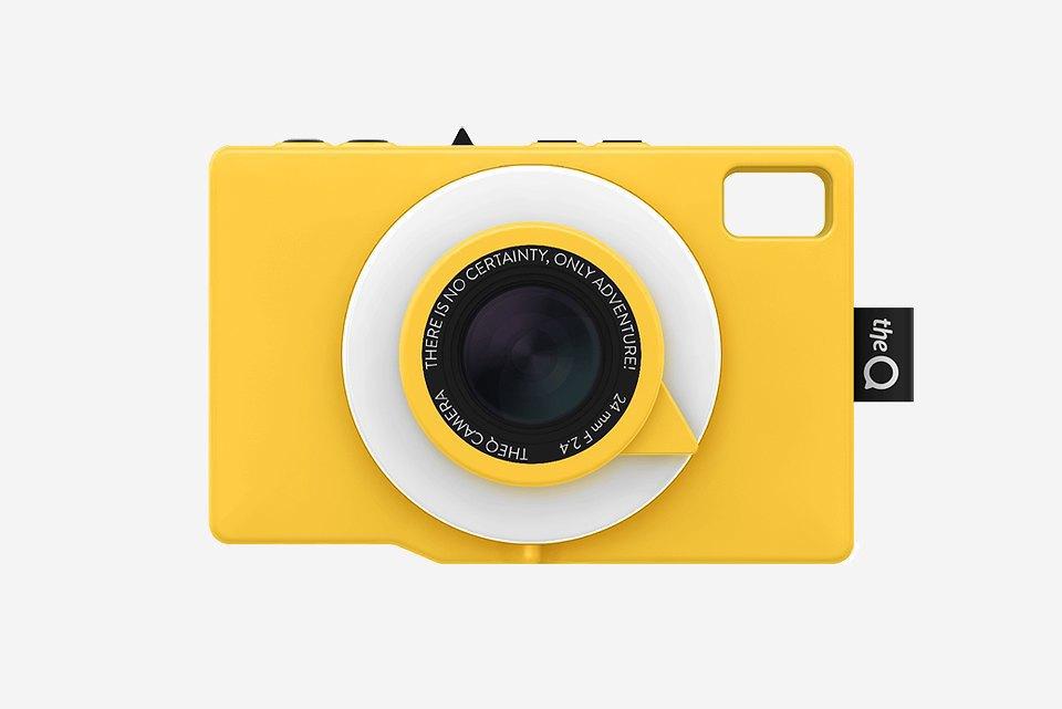 Самый красивый фотоаппарат для интернет-зависимых theQ . Изображение № 2.