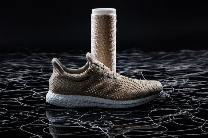 adidas выпустили биоразлагаемые кроссовки. Изображение № 5.