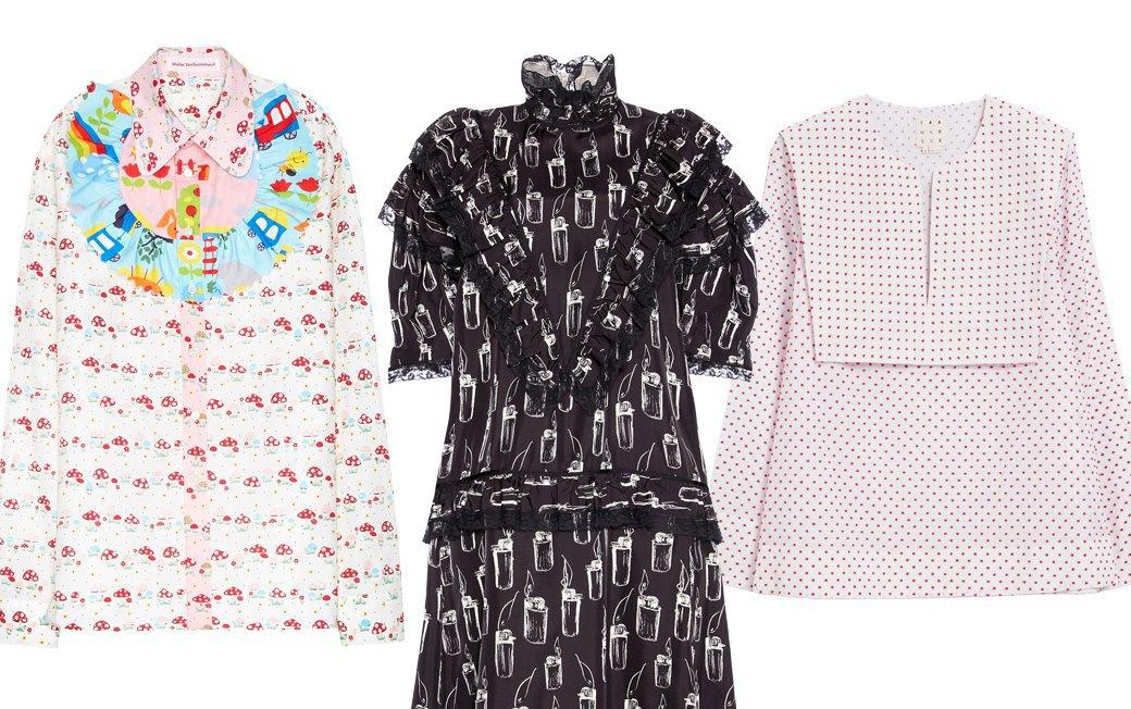 Что покупать  на распродажах: Хиты летнего гардероба. Изображение № 7.