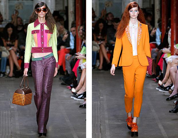 Неделя моды в Лондоне: Показы Issa, Holly Fulton, House of Holland, John Rocha и Moschino. Изображение № 40.