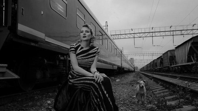 Рената Литвинова сняла короткометражку для Alexander Terekhov. Изображение № 1.