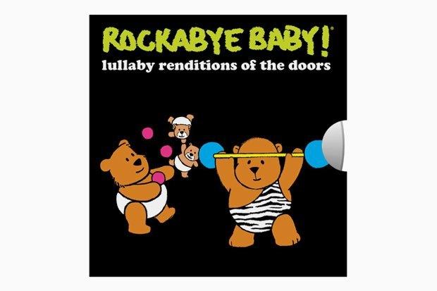 «Rockabye Baby!»: Подборки колыбельных из известных песен. Изображение № 2.