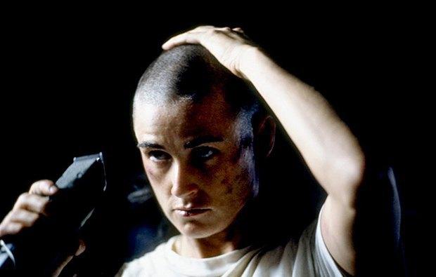 Налысо: Как бритая голова ломает стереотипы о женственности. Изображение № 5.