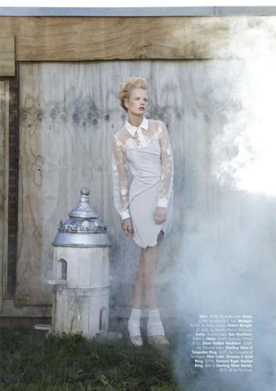 Новые лица: Анмари Бота, модель. Изображение № 45.