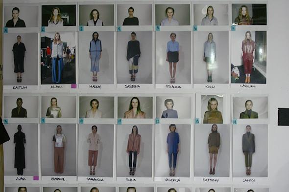 London Fashion Week: бэкстейдж показа Acne. Изображение № 20.