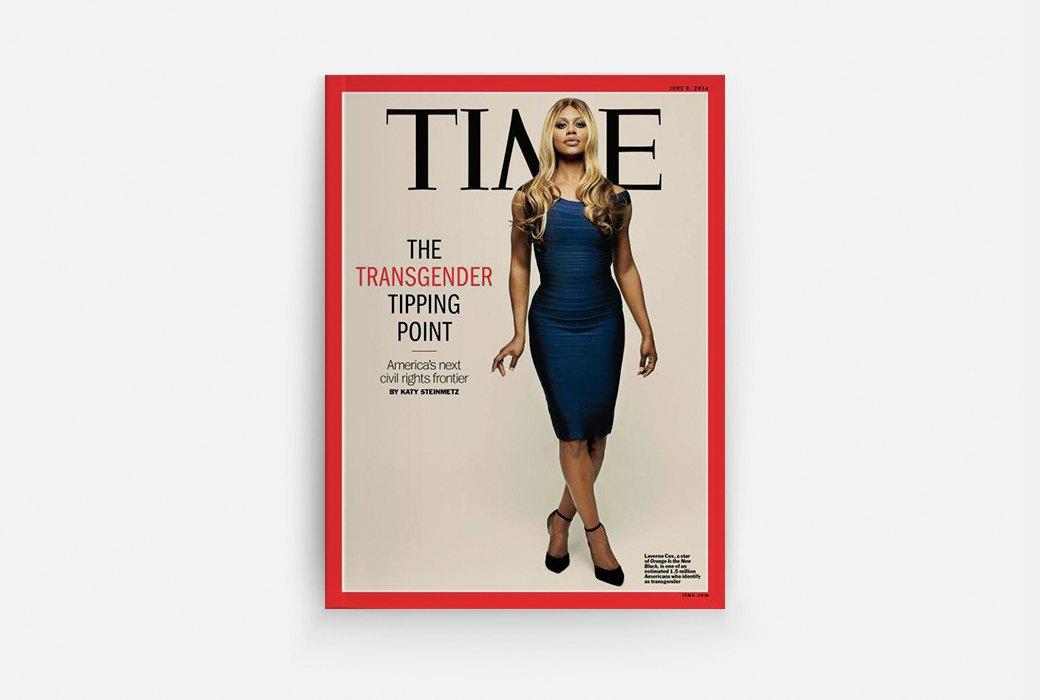 Самые важные «женские» обложки журналов  за 2014 год. Изображение № 7.