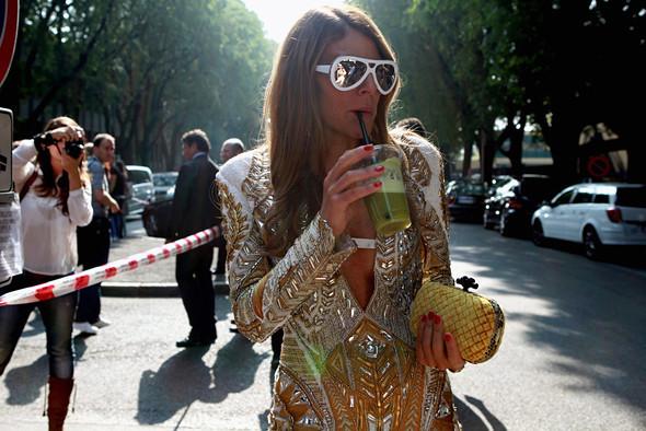 Детали: Milan Fashion Week. Изображение № 11.