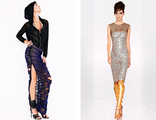 Парижская неделя моды: Показы Chanel, Valentino, Alexander McQueen и Paco Rabanne. Изображение № 44.