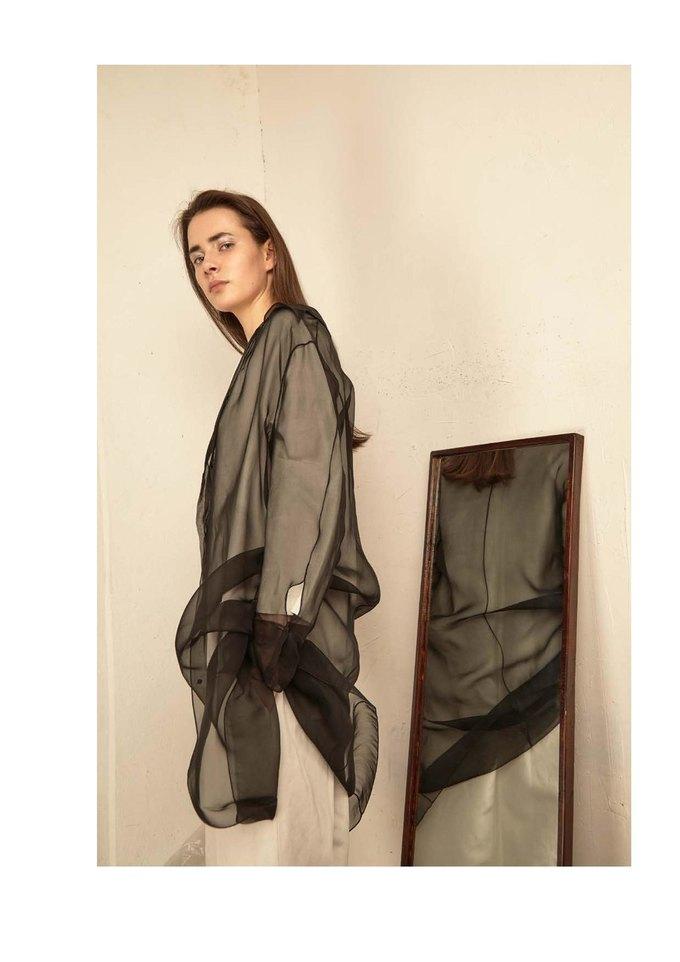 Новая коллекция Sergey Soroka вдохновлена мужским гардеробом. Изображение № 24.