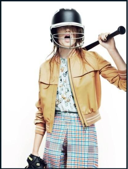 Новые лица: Юлия Сушфаляк, модель. Изображение № 29.