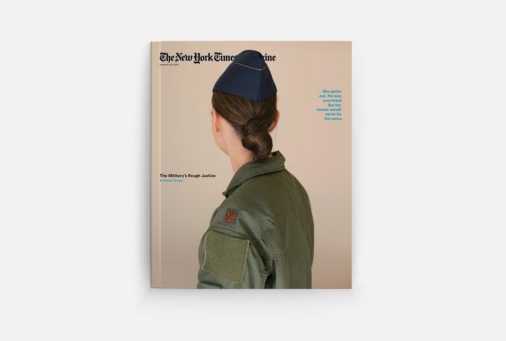 Самые важные «женские» обложки журналов  за 2014 год. Изображение № 5.