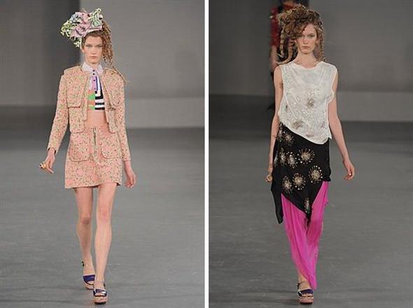 Показы на London Fashion Week SS 2012: День 4. Изображение № 9.