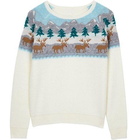 10 рождественских свитеров для себя  или в подарок. Изображение № 9.