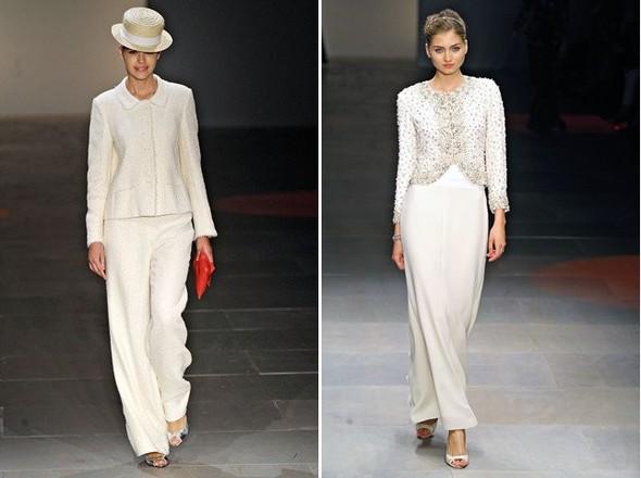 Показы на London Fashion Week SS 2012: День 1. Изображение № 6.