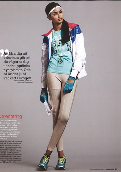 Новые лица: Келли Гейл, модель. Изображение № 27.