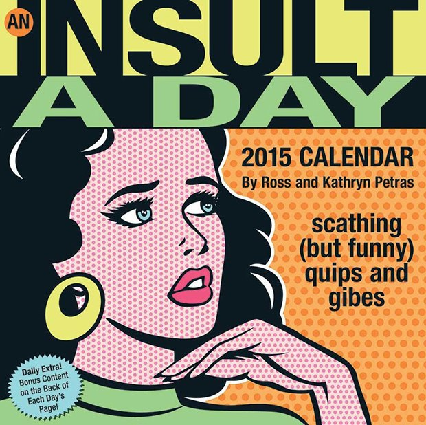 Самые абсурдные  календари на 2015 год. Изображение № 13.