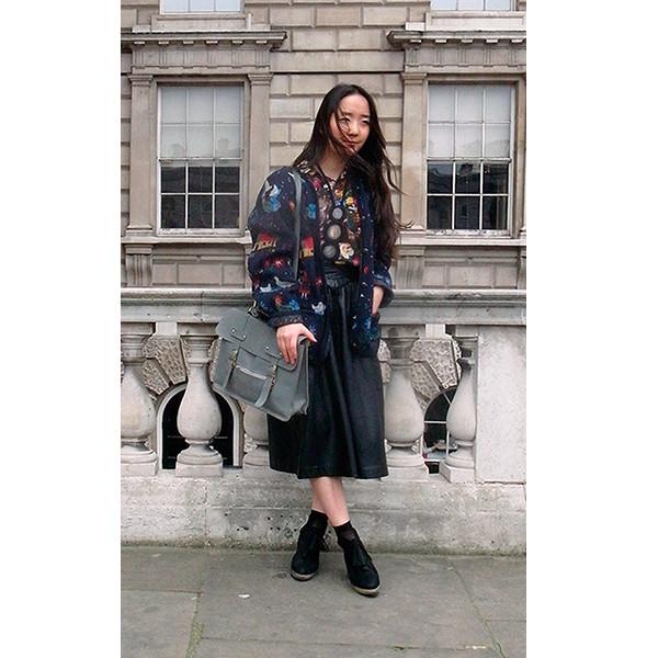 London Fashion Week: день первый — луки. Изображение № 8.