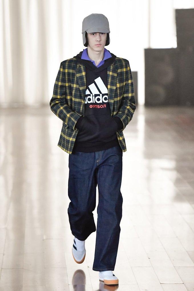 Гоша Рубчинский представил коллаборацию с adidas Football. Изображение № 24.