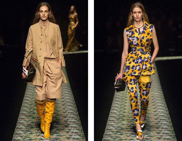 Парижская неделя моды: Показы Kenzo, Celine, Hermes, Givenchy, John Galliano. Изображение № 2.