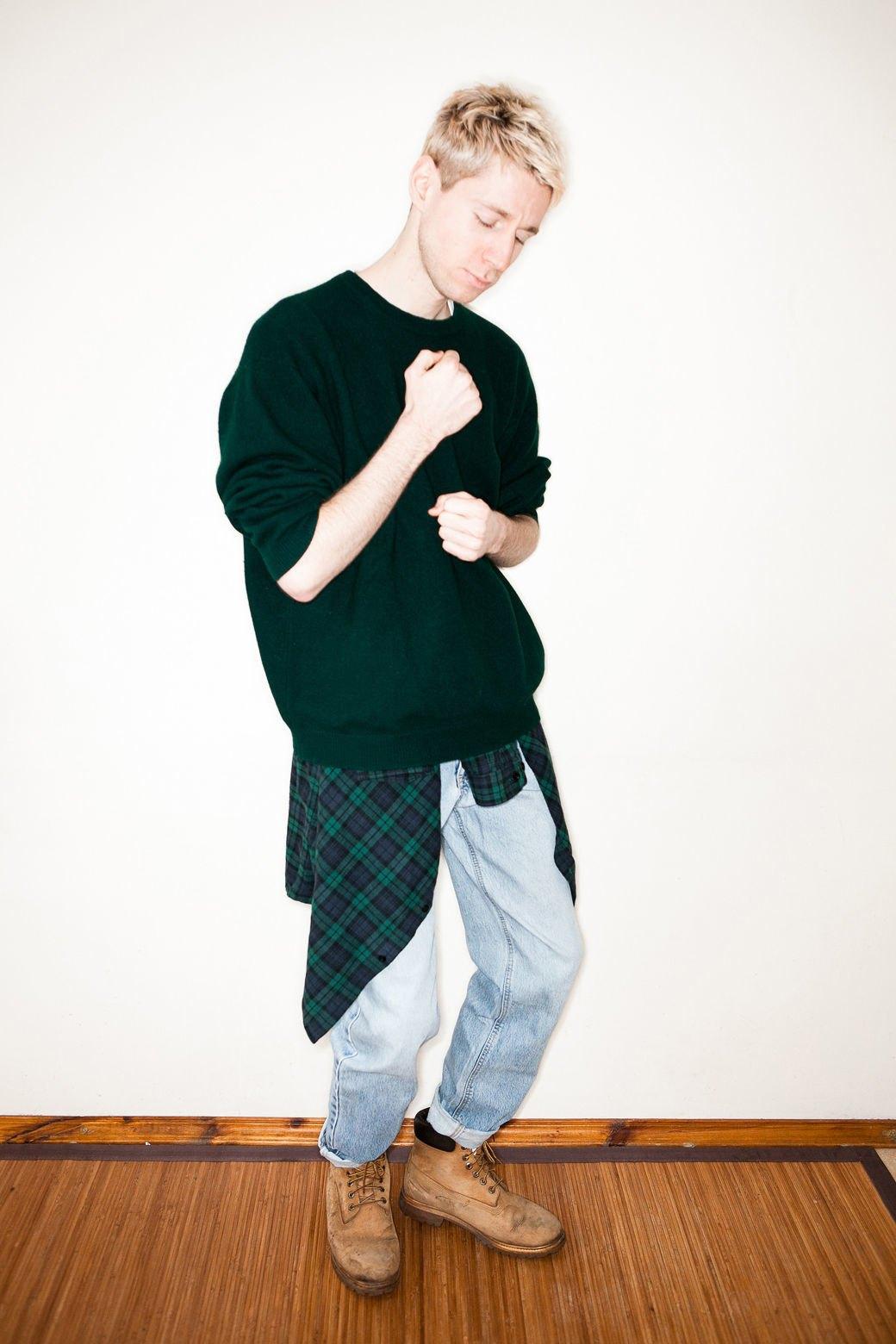 Александр Зубрилин, младший редактор моды Interview. Изображение № 5.