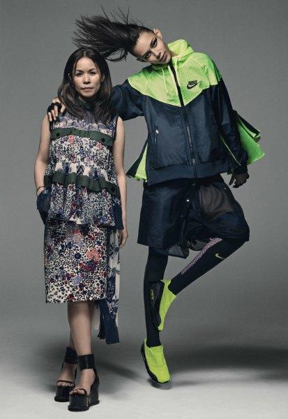 Nike создали совместную коллекцию с Sacai. Изображение № 1.