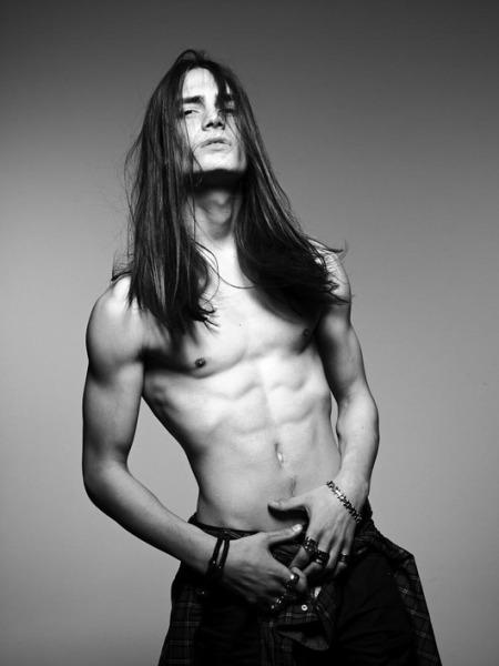 Новые лица: Джексон Франсуа Радо, модель. Изображение № 20.