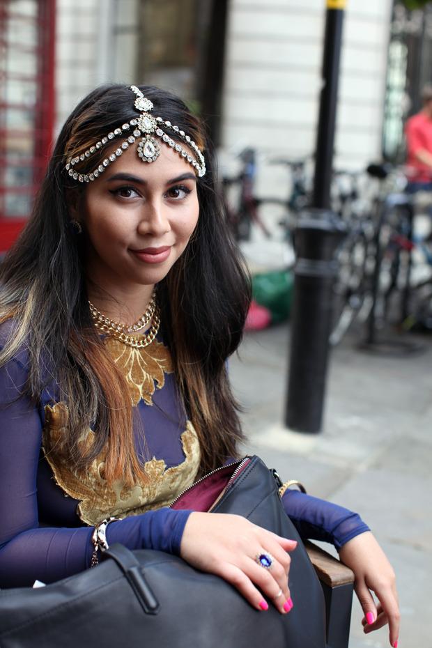 Streetstyle: Неделя моды в Лондоне, часть 1. Изображение № 24.