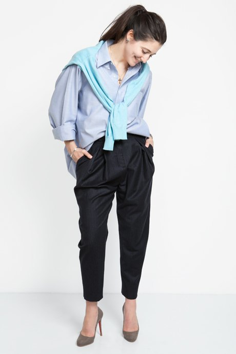 Главный редактор  Ъ-Lifestyle Натела Поцхверия о любимых нарядах. Изображение № 8.