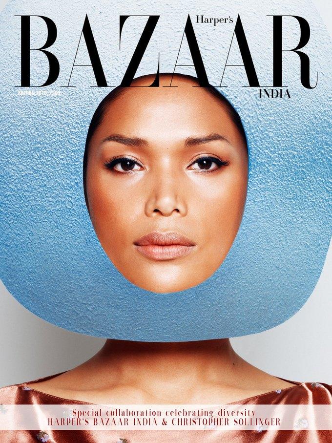 Для обложки Harper's Bazaar впервые снялись модели-трансгендеры. Изображение № 2.