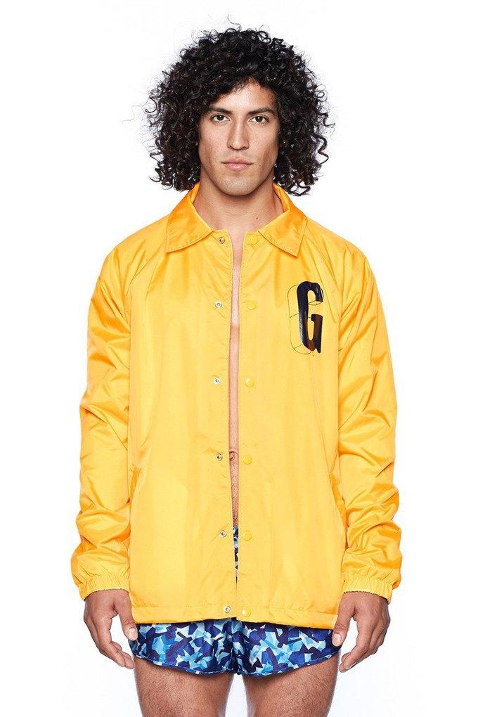 Приложение для гей-знакомств Grindr запустило линию спортивной одежды. Изображение № 9.