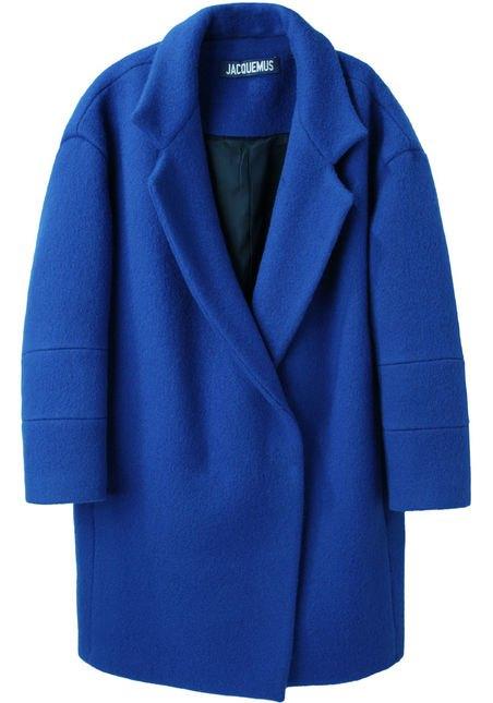 Пальто-коконы в осенне-зимних коллекциях. Изображение №14.