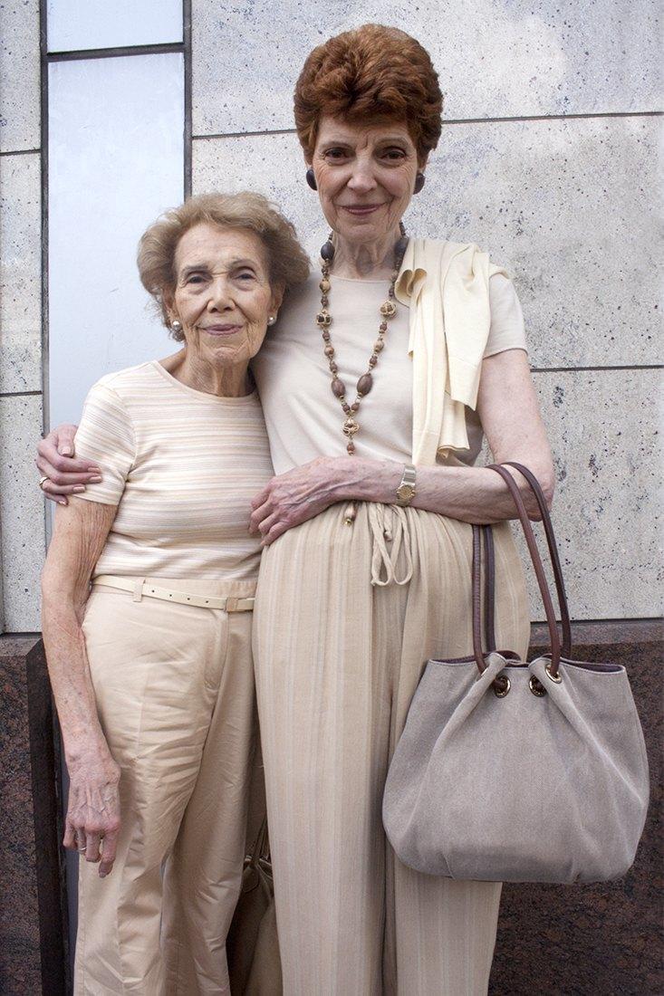 «Pentimento»:  Классические  красавицы в возрасте  . Изображение № 5.