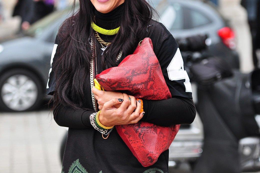 Гости Парижской недели моды FW13, часть 2. Изображение № 29.