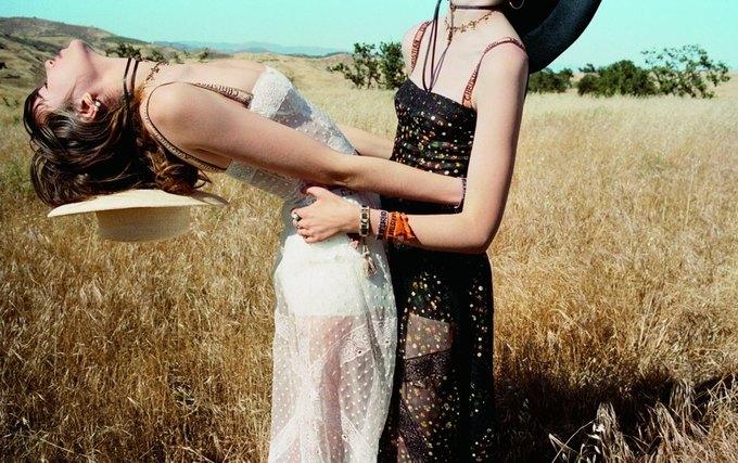Калифорнийские просторы и ковбойские мотивы  в кампании Dior. Изображение № 7.